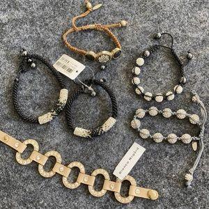 NWT & NWOT Lot of Sparkly Bracelets 💫